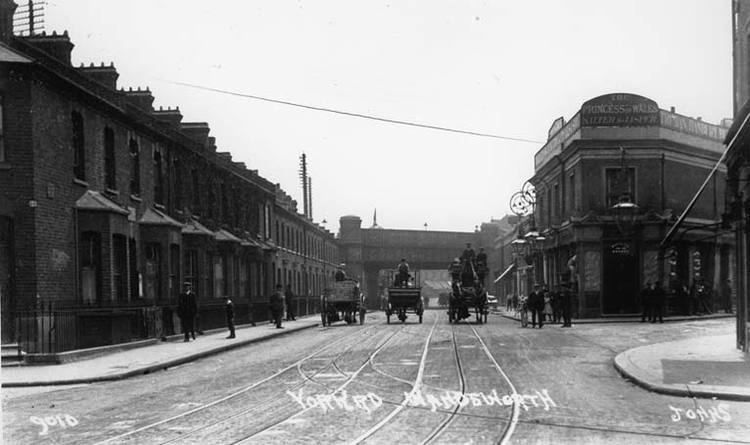 Wandsworth in the past, History of Wandsworth