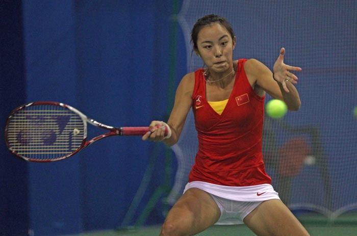 Wang Qiang (tennis) ITF Tennis Pro Circuit Player Profile WANG Qiang CHN