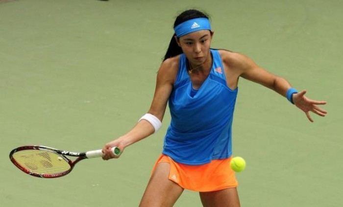 Wang Qiang (tennis) Chinese Women Qiang Wang and Yan Wang Reach QuarterFinals