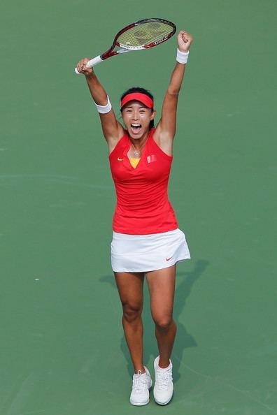 Wang Qiang (tennis) Wang Qiang Pictures Asian Games Day 11 Zimbio
