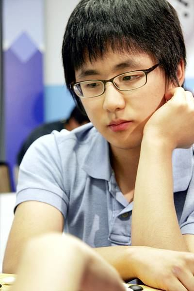 Wang Xi (Go player) Top 20 Go Players Kim Jiseok and Wang Xi