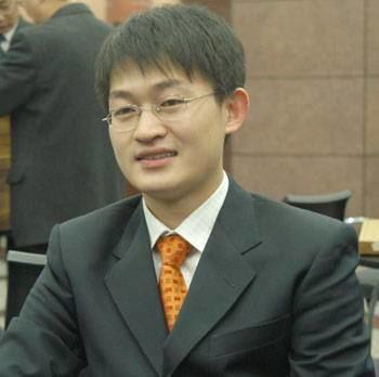 Wang Xi (Go player) Top 20 Go Players Kim Jiseok and Wang Xi