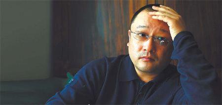 Wang Xiaoshuai Art film director in despair chinaorgcn