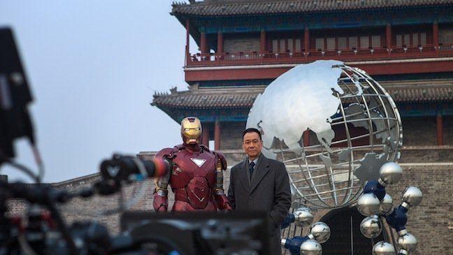 Wang Xueqi Chinese Star Wang Xueqi Reveals Secrets of His Iron Man 3