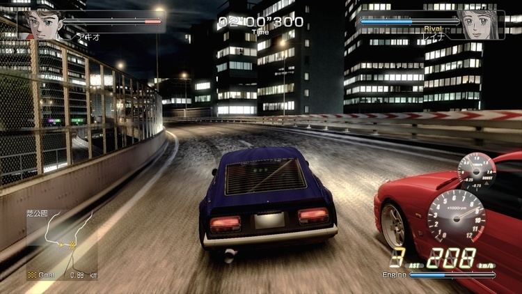 Wangan Midnight (video game) - Alchetron, the free social