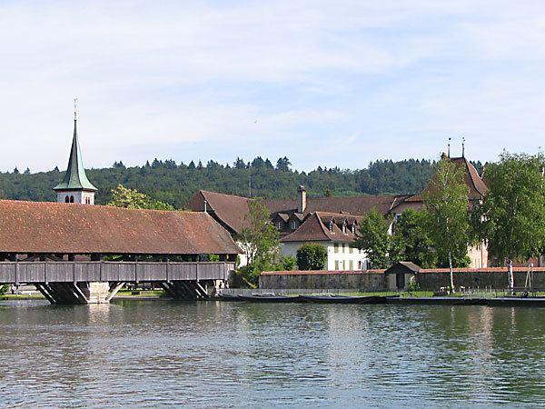 Wangen an der Aare in the past, History of Wangen an der Aare