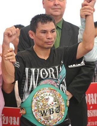 Wanheng Menayothin MENAYOTHIN EASILY DEFEATS GALERO RETAINS WBC
