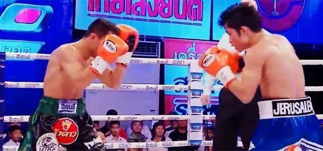 Chayaphon Moonsri WBC Minimumweight Champion Chayaphon Moonsri goes 460 Brick City