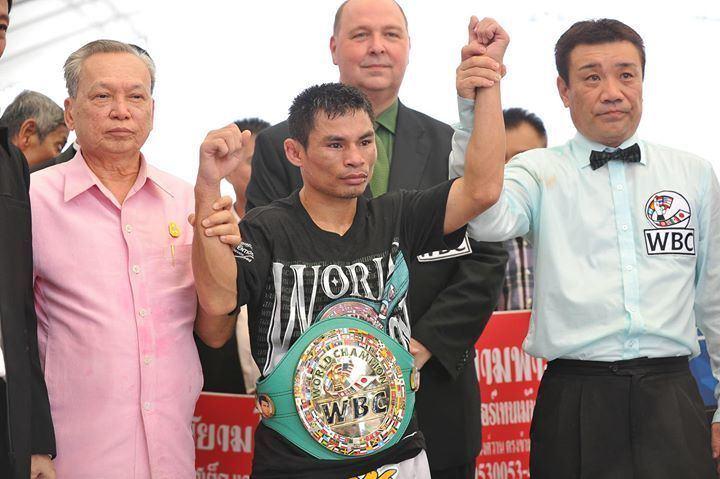 Wanheng Menayothin World Boxing Council