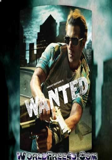 Salman Khan holding a gun while wearing black shades, long sleeves, and a gray t-shirt in the 2009 film Wanted