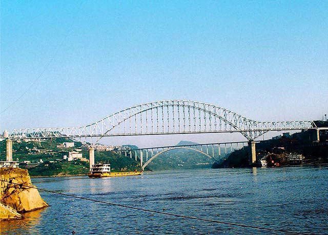 Wanzhou District wwwchinatourguidecomchinaphotosYangtzeRiver