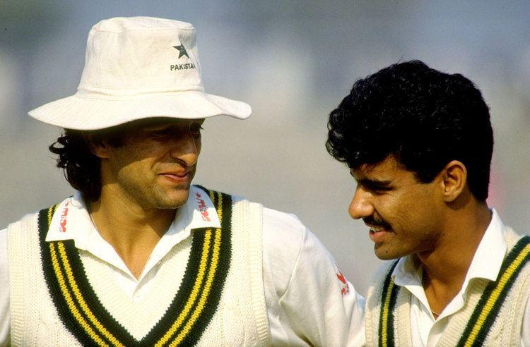 Pakistani Cricket Player Waqar Younis
