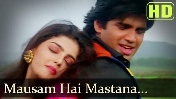 Waqt Hamara Hai Mausam Hai Mastana Sunil Shetty Mamta Kulkarni Waqt Hamara Hai