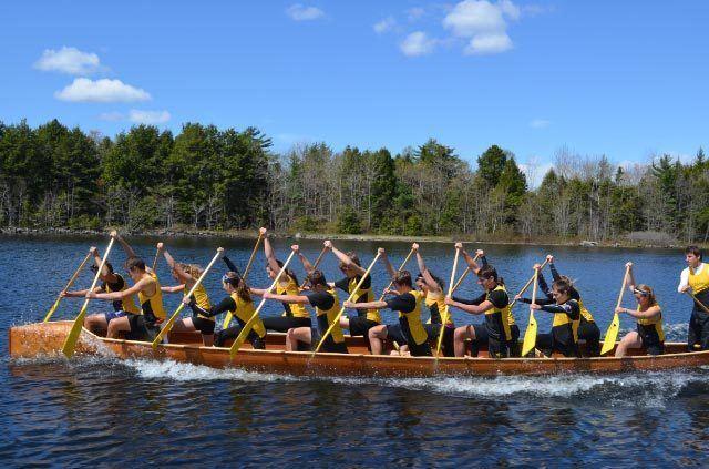 War canoe War Canoe WoodenBoat Magazine