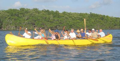 War canoe War Canoe Building