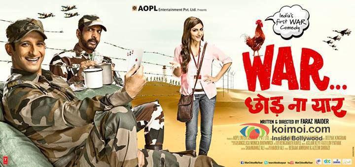 War Chhod Na Yaar War Chhod Na Yaar Has A Low Opening Day Occupancy Box Office Koimoi