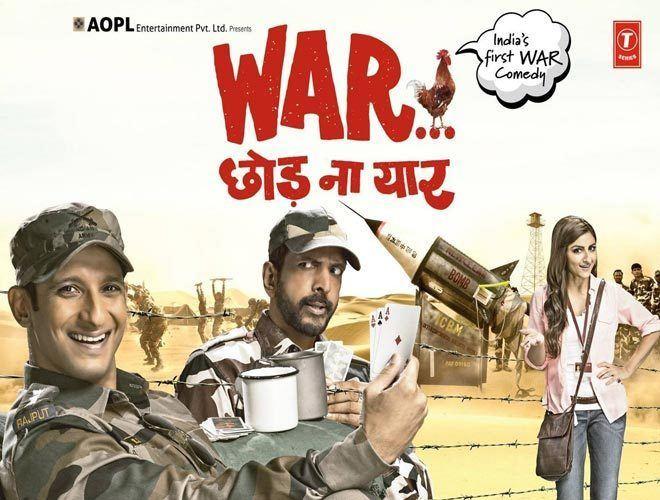 War Chhod Na Yaar Movie review War Chhod Na Yaar Reviews News India Today