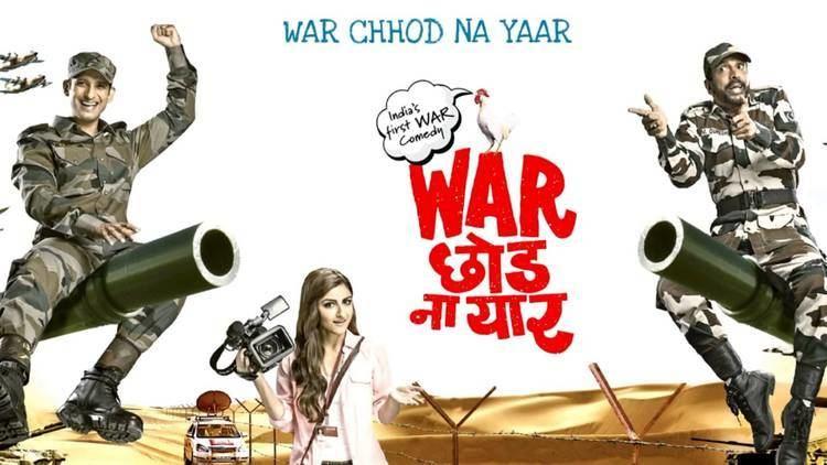 War Chhod Na Yaar War Chhod Na Yaar invites the real War Urban Asian