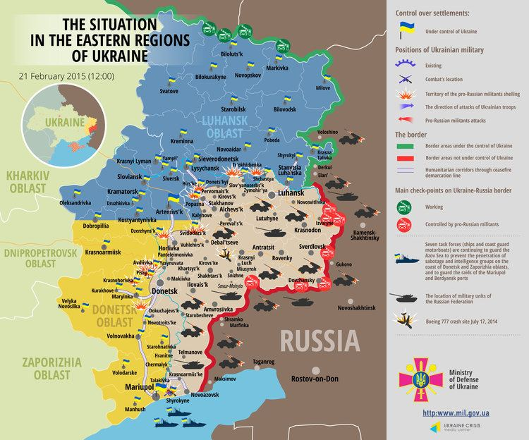 War in Donbass The Donbas war Why a major separatistRussian offensive is unlikely