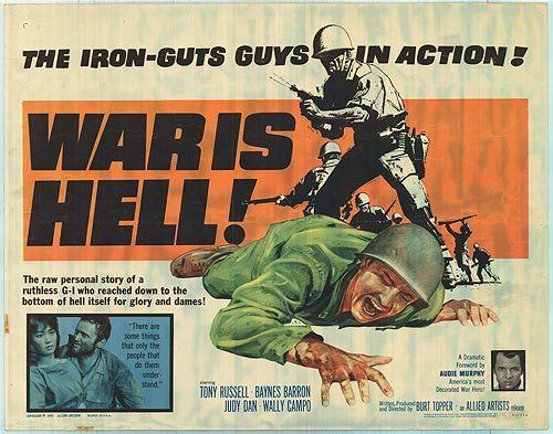 War Is Hell movie posters at movie poster warehouse moviepostercom
