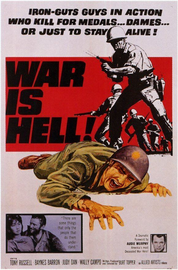 War is Hell Movie Posters From Movie Poster Shop