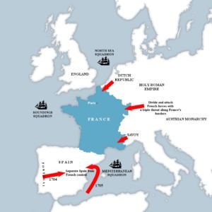 War of the Spanish Succession War of the Spanish Succession Wikipedia
