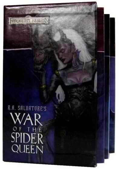 War of the Spider Queen - Alchetron, the free social
