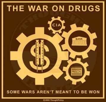 War on Drugs Americas War on Drugs Has Triggered a Humanitarian Crisis in