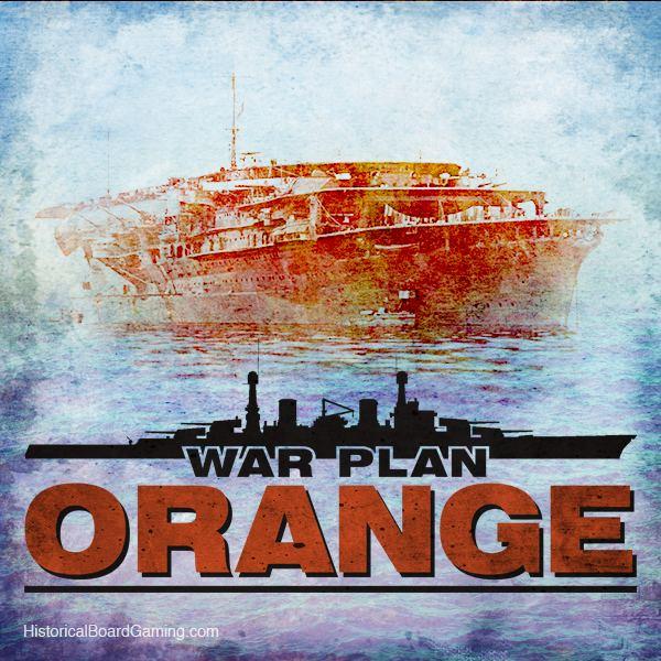 War Plan Orange War Plan Orange Boxed Game