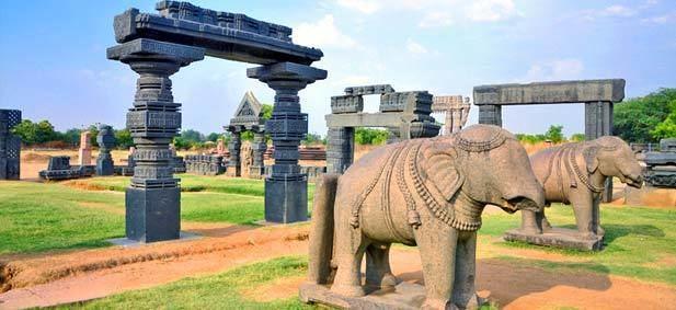 Warangal Tourist places in Warangal