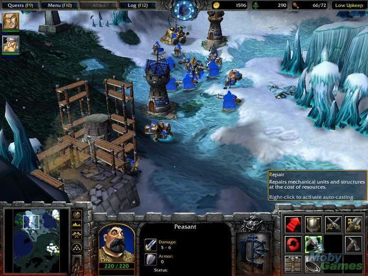 Warcraft III: Reign of Chaos - Alchetron, the free social encyclopedia
