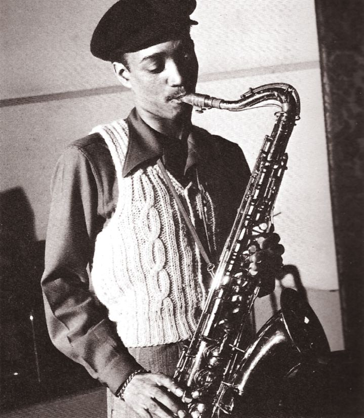 Wardell Gray Wardell Gray on a Selmer