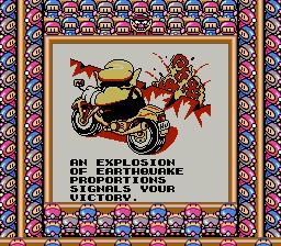 Wario Blast Ending for Wario Blast Featuring BombermanGame Boy
