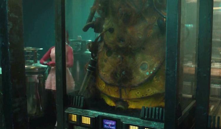 Warlock (1959 film) movie scenes Guardians of the Galaxy James Gunn Confirms That IS Adam Warlock s Cocoon