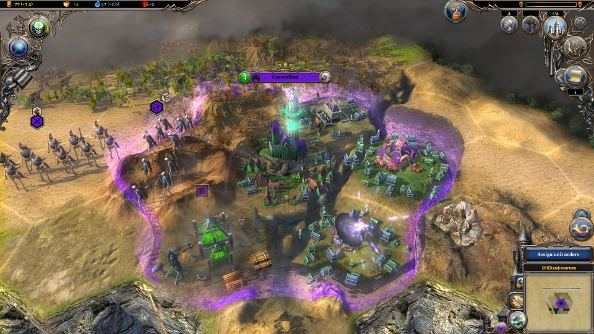Warlock II: The Exiled Warlock 2 The Exiled review PCGamesN
