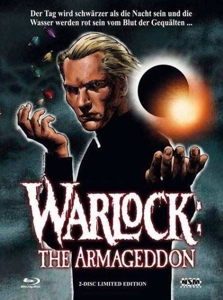 Warlock: The Armageddon Warlock The Armageddon 1993 Anthony Hickox Julian Sands Chris