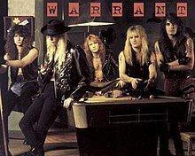 Warrant (American band) httpsuploadwikimediaorgwikipediaenthumbb