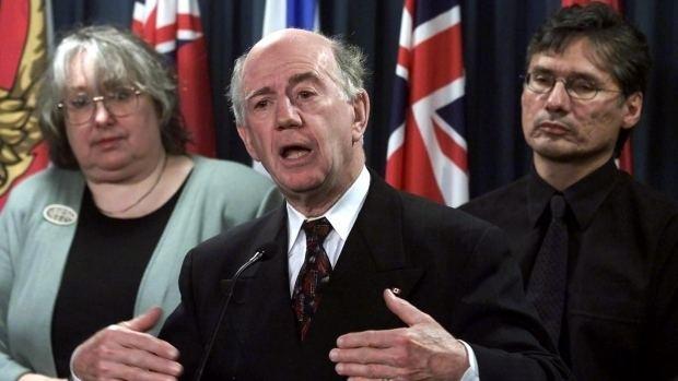 Warren Allmand Warren Allmand Liberal MP for NDG for 32 years dead at 84