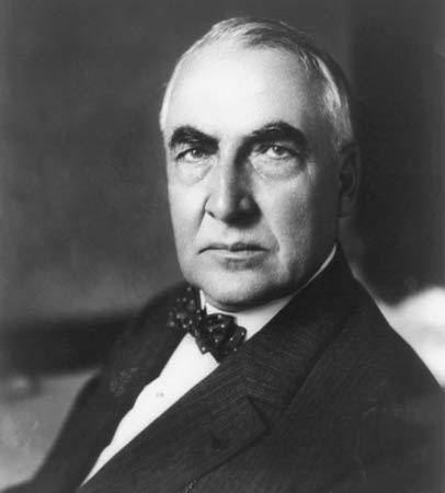 Warren G. Harding Warren G Harding Britannicacom