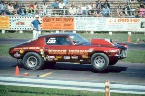 Warren Johnson Warren Johnson and his race cars CLASS RACER FORUM