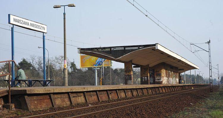 Warszawa Miedzeszyn railway station