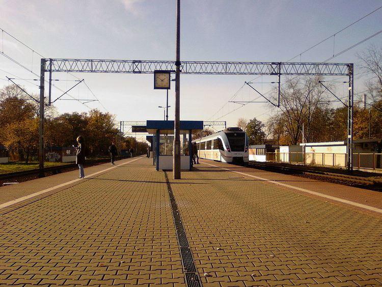 Warszawa Rembertów railway station
