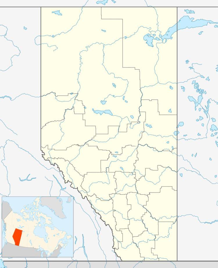 Warwick, Alberta