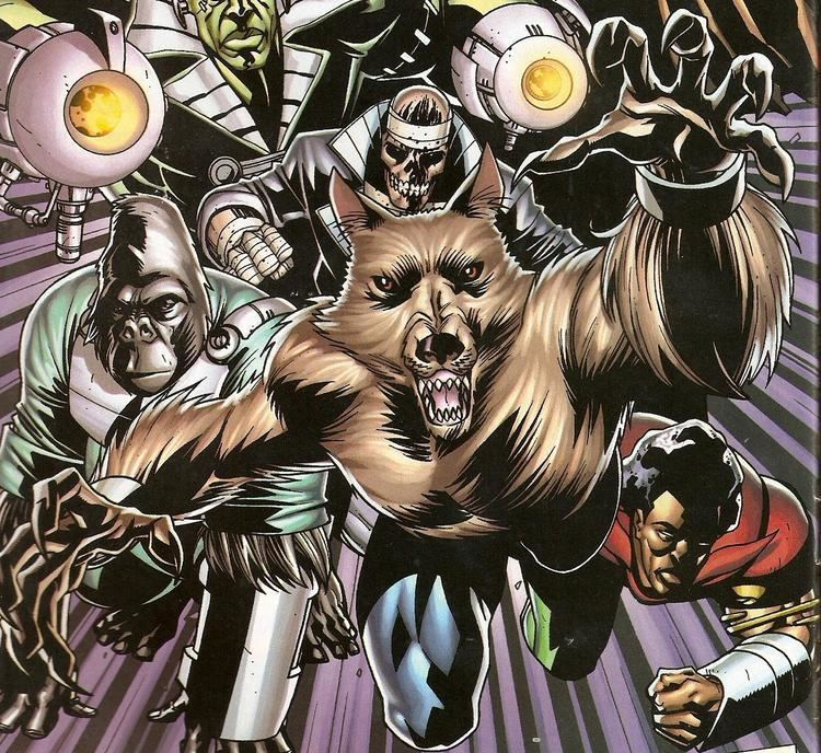 Warwolf (Marvel Comics) Warwolf Character Comic Vine