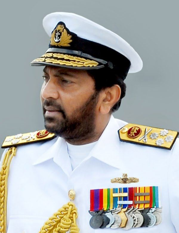 Wasantha Karannagoda Sri Lanka Ambassador designate to Japan Admiral Wasantha