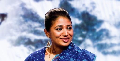 Wasfia Nazreen Bangladesh on Seven Summits Fragile Oasis