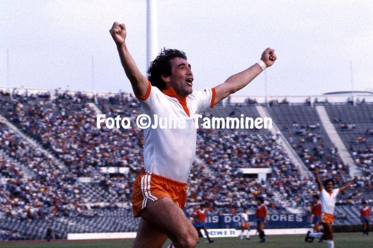 Washington Olivera Chilean football 198039s Images Juha Tamminen