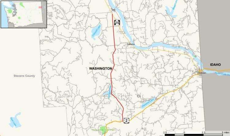 Washington State Route 211 - Alchetron, the free social ...