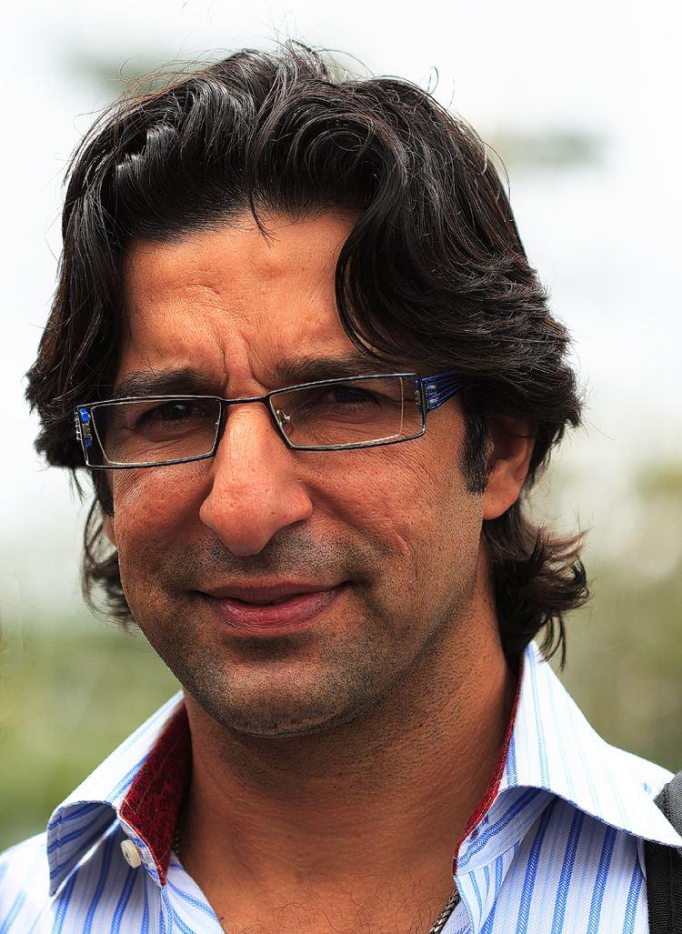 Wasim Akram (Cricketer)
