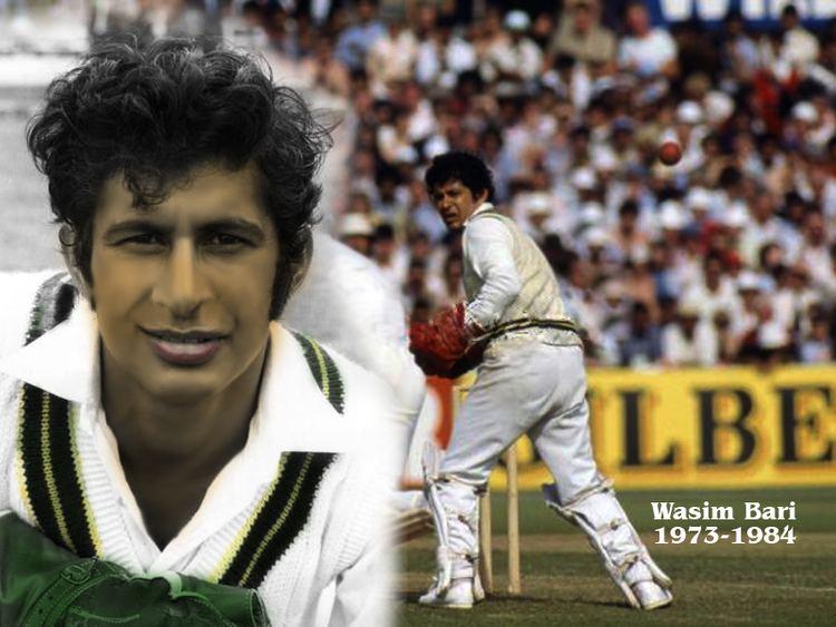 Wasim Bari (Cricketer)